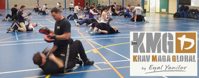 Krav Maga Canberra - Self Defence Training