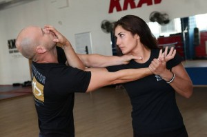 Womens self defence